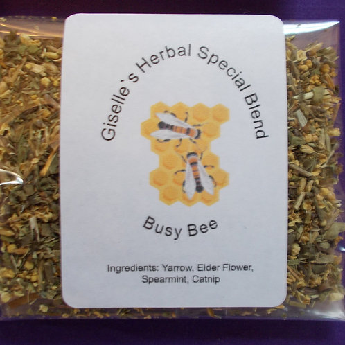 Busy Bee Herbal Blend Taster Pack