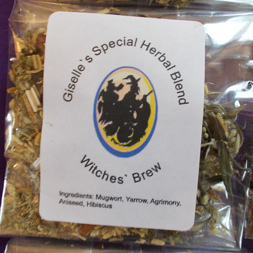 Witches Brew Herbal Blend Taster Pack