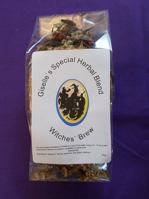 Witches Brew Herbal Blend
