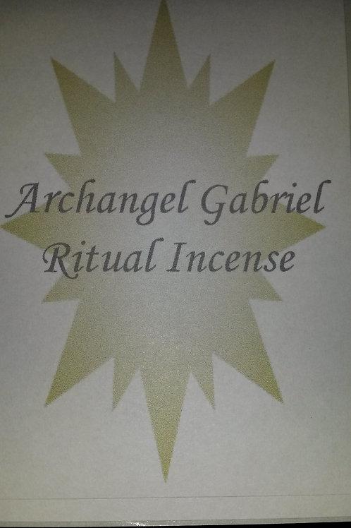 Archangel Gabriel Ritual Incense 50g