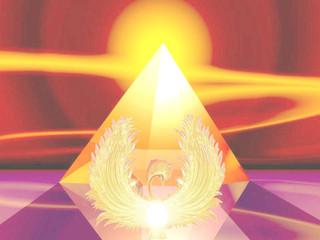 Золотой Луч Пламени Близнецов - Миссия души