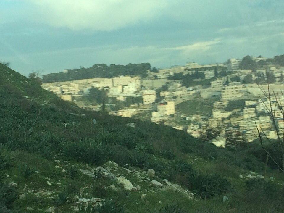 Гадание Иерусалим