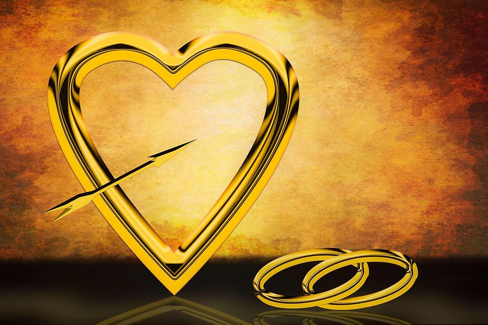 Гадание в День Святого Валентина