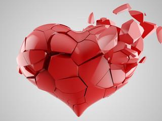 Как справиться с разбитым сердцем?