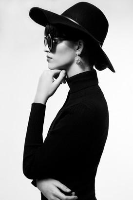 Nir Slakman - Fashion Photographer Tel Aviv - Yuli Models audrey Hepburn  ניר סלקמן צלם אופנה