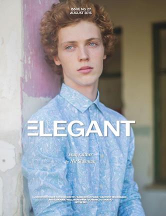 Nir Slakman Fashion Photographer Tel aviv - ניר סלקמן צילום אופנה - Sean Raitner