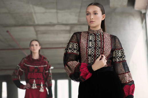 Nir Slakman Fashion Photographer Tel aviv - ניר סלקמן צילום אופנה H&M STUDIO AW16