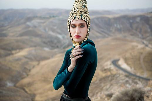 Nir Slakman - Fashion Photographer Tel Aviv - צילום בוק דוגמנות , בוק שחקן  ניר סלקמן צלם אופנה - עדות מקומית 2017 - נונה שאלנט