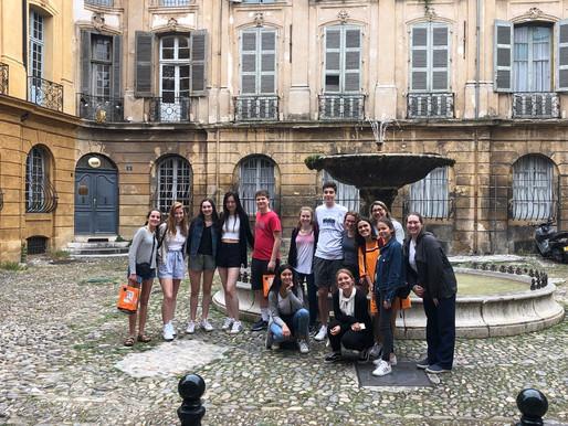 Apprendre la culture en Provence