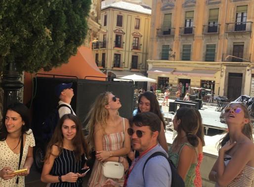 Granada day 1