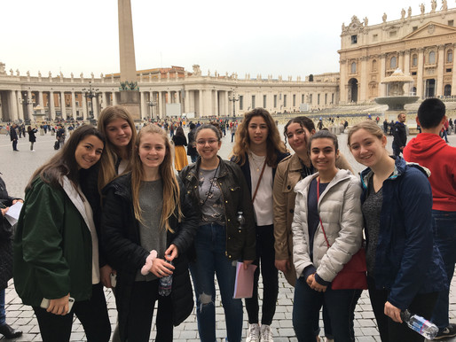 Day 3 - St. Peter's and Vatican