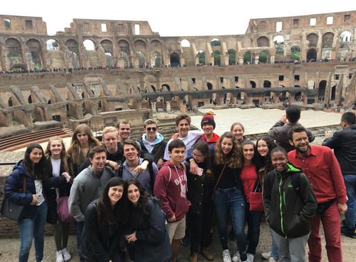 Day 2 - Palatine, Forum, Colosseum