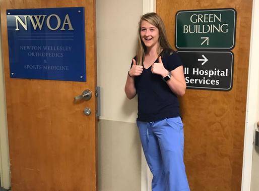 Abi Walsh: Newton Wellesley Orthopedics