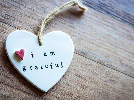 Why Gratitude Is Good for You