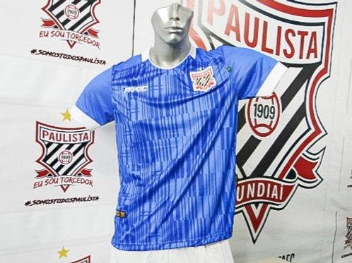 Camisa Azul Pratic