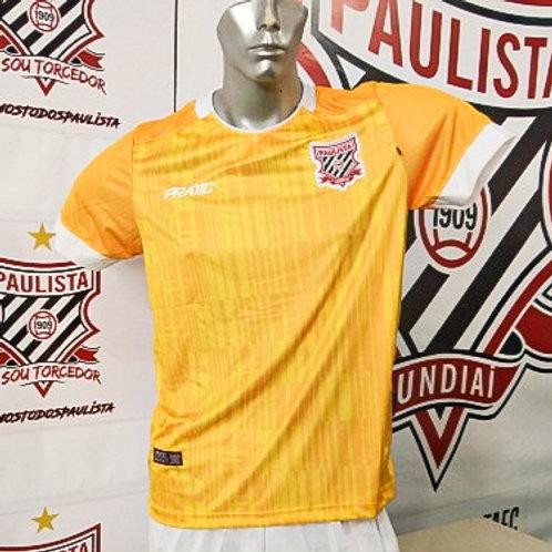 Camisa Amarela Pratic