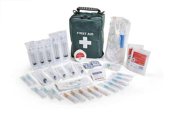 CLICK MEDICAL OVERSEAS STERILE PACK