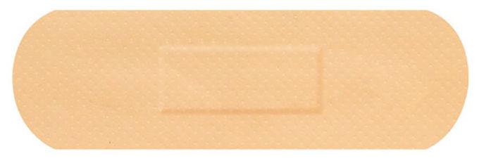 HYGIO PLAST WATERPROOF PLASTERS SENIOR STRIP