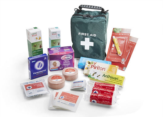 CLICK MEDICAL INSECT REPELLENT KIT
