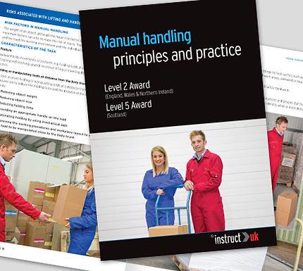 CLICK MEDICAL MANUAL HANDLING BOOK