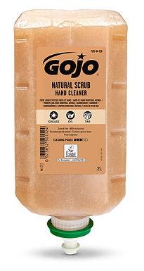 GOJO NATURAL SCRUB HAND CLEANER 4 X 2000ML