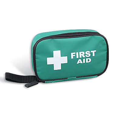 FIRST AID BAG 150x110X45mm (INCLUDING PRINTING)