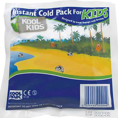 CLICK MEDICAL KIDS INSTANT ICE PACK