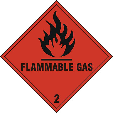 FLAM GAS 2 SAV (PK5) 200MM X 200MM