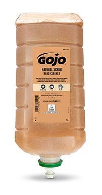 GOJO NATURAL SCRUB HAND CLEANER 2 X 5000ML