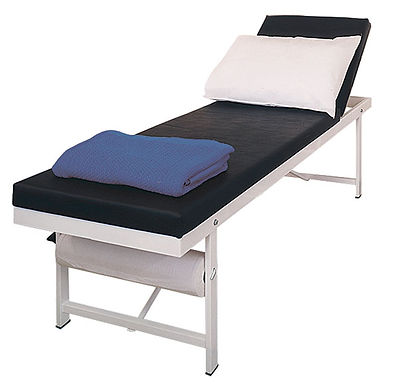 CLICK MEDICAL REST ROOM COUCH ADJUSTABLE HEADROOM