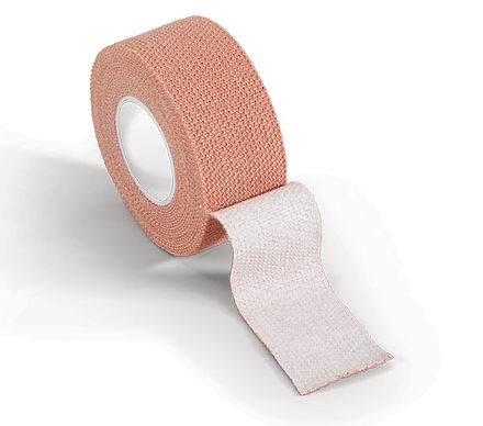 CLICK MEDICAL FABRIC STRAPPING 2.5cm X 4.5m