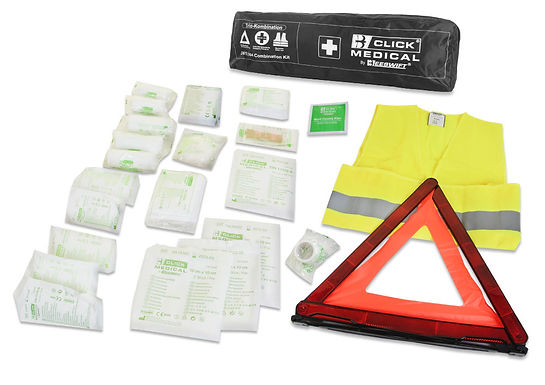 GERMAN COMBINATION VEHICLE FIRST AID KIT DIN 13164