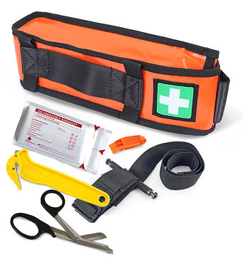 CRITICAL INJURY QUICK RELEASE KIT EMERGENCY