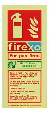 FIREXO SACHET SIGN