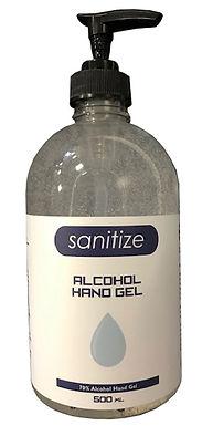 AHS ALCOHOL HAND GEL 500ML