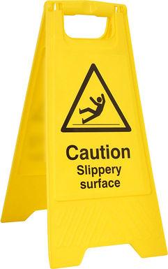 SLIPPERY SURFACE A BOARD