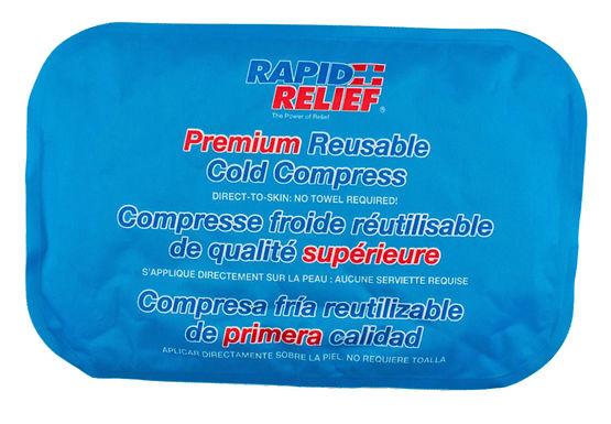 "PREMIUM REUSABLE COLD COMPRESS 8""x 12"""