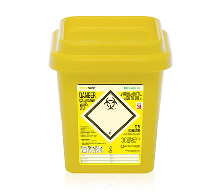 SHARP SAFE CONTAINER 3LTR