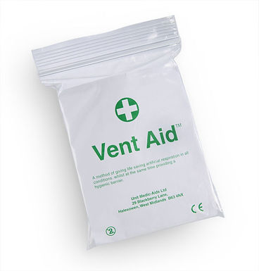 VENT AID VENTAID MOUTH TO MOUTH GUARD