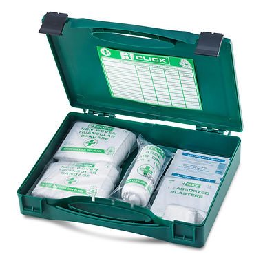 DELTA 1 PERSON FIRST AID KIT