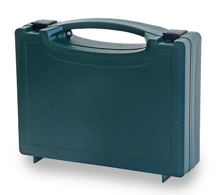 CLICK MEDICAL 1060 SMALL PRIESTFIELD FIRST AID BOX GRN