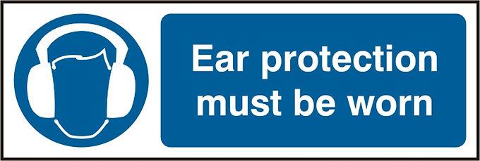EAR PROTECTION  RPVC  (PK5) 300MM X 100MM