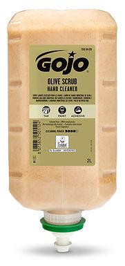 GOJO OLIVE SCRUB HAND CLEANER 4 X 2000ML
