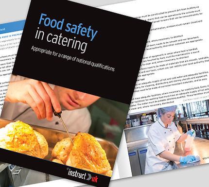 CLICK MEDICAL FOOD HYGIENE BOOK