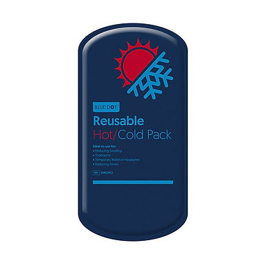 CLICK MEDICAL LUXURY HOT/COLD PACK