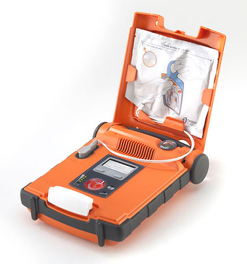 CARDIAC SCIENCE G5 AED SEMI AUTOMATIC DEFIBRILLATOR
