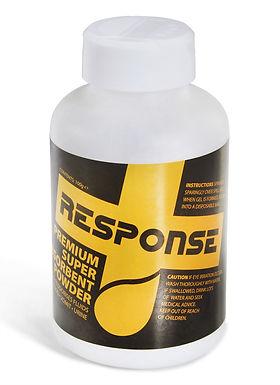 RESPONSE SUPER ABSORBENT POWDER 100g