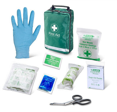 BS8599-1:2019 BSI PERSONAL ISSUE PACK IN BAG
