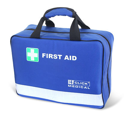 SITE SAFETY AND FIRST AID COMBINATION BAG