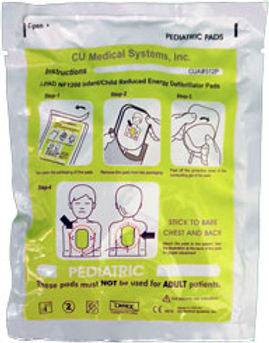 CLICK MEDICAL ELECTRODE PADS CHILD (1 PAIR)